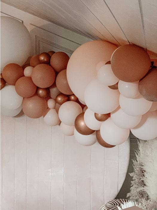 arche de ballons
